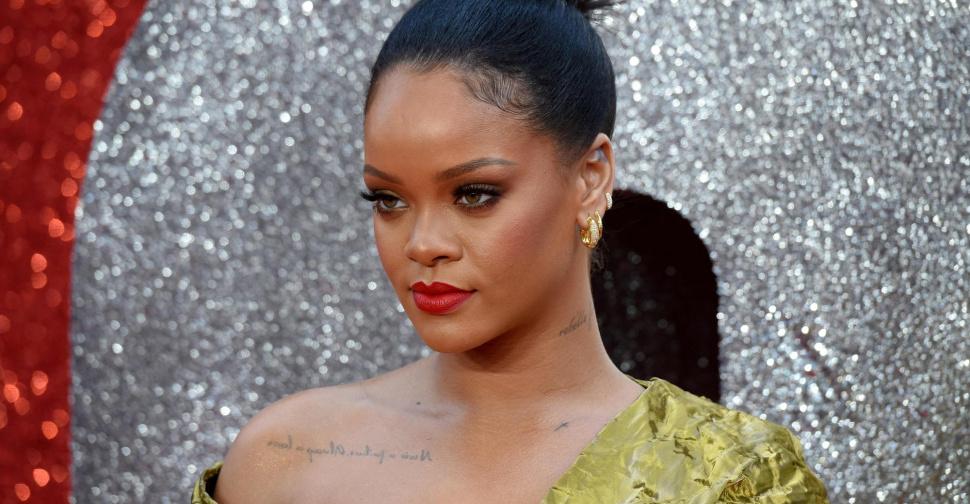 Картинки по запросу Rihanna запускает новый модный бренд в Париже
