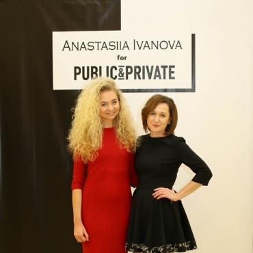 Анастасия Иванова и Юлия Хананова