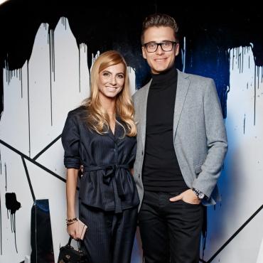 Лиза Юрушева и Александр Скичко