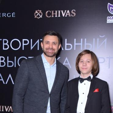 Николай Тищенко и Антонио Бразильеро Джонсон