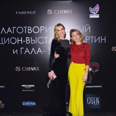 Анна Гомонова и Катя Сильченко