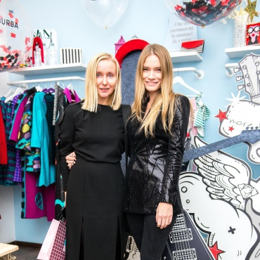 Анна Земскова и Татьяна Богдан