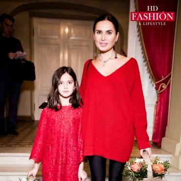 Эльвира Сысенко с дочкой