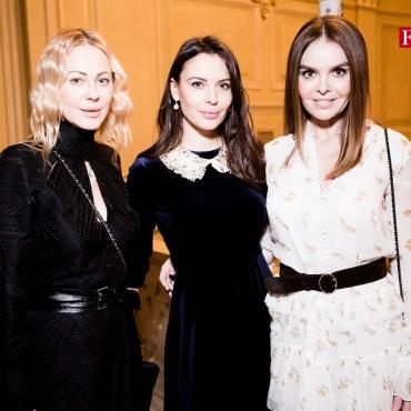 Ольга Аленова, Ирина Богдан, Ольга Олексенко