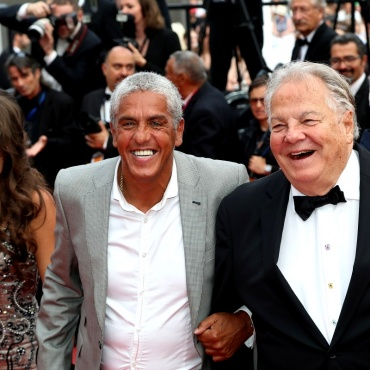 Мари де Флори, Сами Насери и Массимо Гархия
