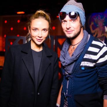 Алена Беттяр и Павел Баршак