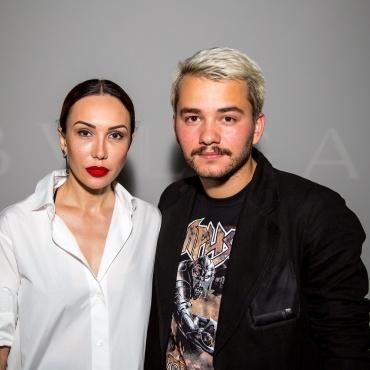 Иван Фролов и Наталья Бровди