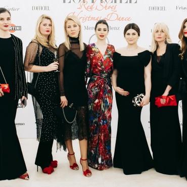 Тико Габричидзе, Нина Васадзе, Алина Алиева