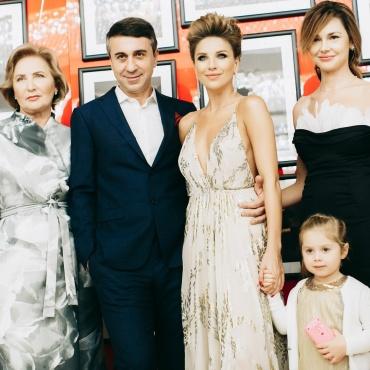 Нина Сильченко, Камо Багдасарян, Катя Сильченко