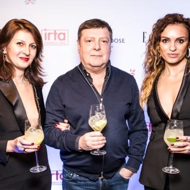 Наталья Марзоева, Александр Зив-Зайончик и Юлия Бетина