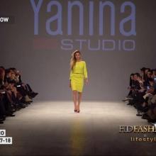 YANINA STUDIO   FALL/WINTER 2017-18   FASHION SHOW