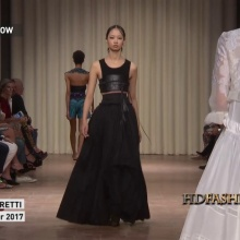ALBERTA FERRETTI SS'17   Milan Fashion Week